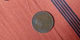 George v king emperor 1913 coin