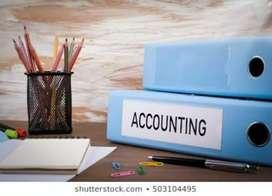 Need a married female accountant