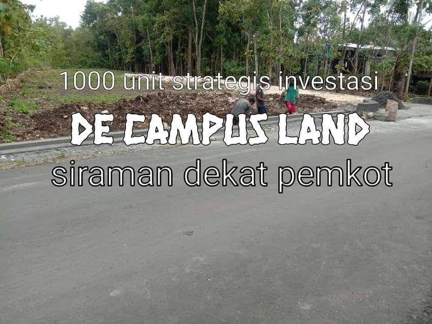 Tanah Murah Mangku Jalan Gunung Kidul strategis murah untuk rumah