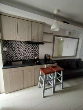 Sewa          : 2BR Full furnished Apt Bassura City