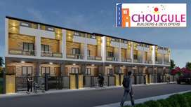 2BHK row houses