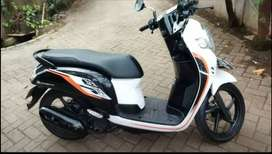 Jual Scoopy sporty Cash/dikreditkan mulus (nego)