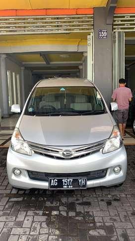 Daihatsu Xenia Tipe X 1.3 Manual 2015 Siap Pakai