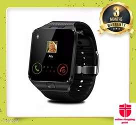 Stylish smart phone compatible smart watch