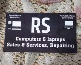 Computer laptop sale services & repair