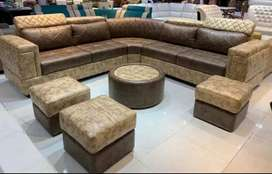 A2Z enterprises new sofa set derofalex company foame used