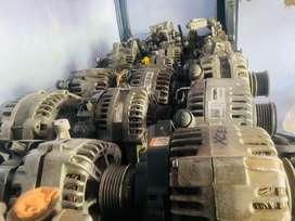 Used car alternators