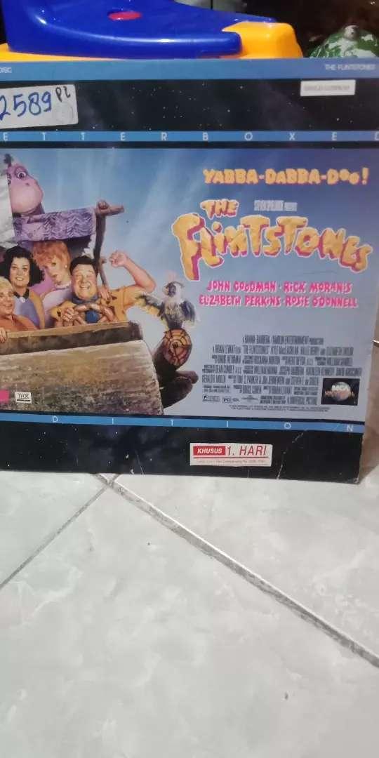 Laser disc movie the Flinstones 1994 0
