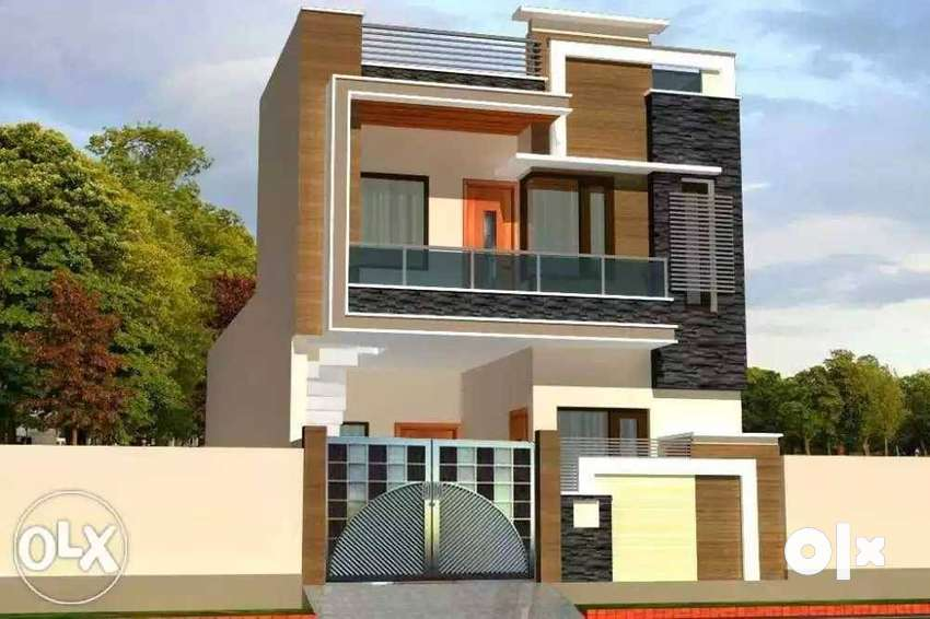 This fantastic town house provides a 3 bhk family 0