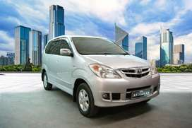 T. Avanza G Manual th 2011 Paket kredit DP minim
