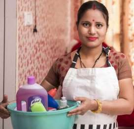 Domestic Maid Servant, Cook, Kaamwali