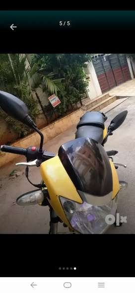 Apache RTR 160 good condition neat mentain with all papers