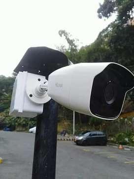 Cinangka Serang kab;Pasang Alat kamera CCTV pengintai keamanan