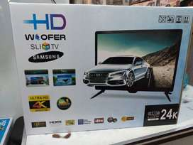 "Newly offer 24"" samsung pack box led"