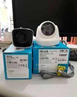 PEMASANGAN KAMERA CCTV, 2 KAMERA 2MP AREA BANDUNG KOTA, GRATIS SURVEY