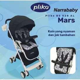 Stroller Pliko Mars