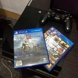 Sony PS4 500GB Jet Black