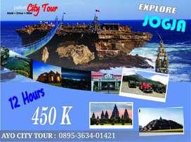 AYO CITY TOUR & HOMESTAY YOGYAKARTA