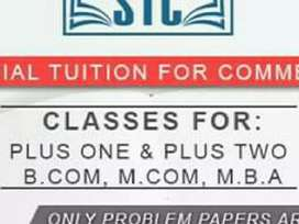 Tuition For Commerce