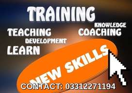Male & Female Experienced Home Tutors Requried in all over Sialkot