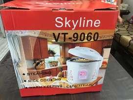 Brand New Rice Cooker. Brand: Skyline