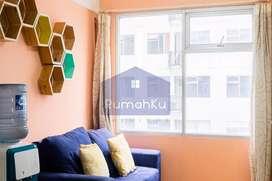 Disewakan apartemen kost kontrakan murah