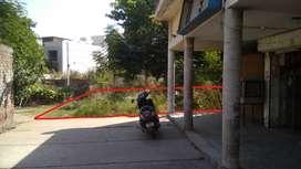 274 SQ.YD. PLOT adjoining SHOPS for sale@,Ludhiana