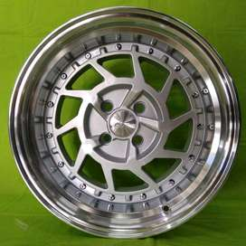 Velg Racing R15 CELONG Model Namrole Utk Brio,Gets,Datsun