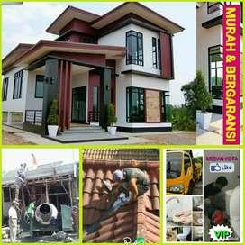 Jasa Tukang Bangunan Atap Bocor Sumur bor psg tangki filter Gypsum Las