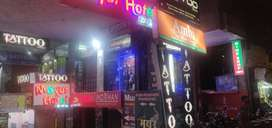 Rented most prime location commercial shop for sale