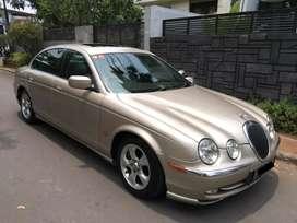 Jaguar S 300cc Th 2002 Istimewa No Malfunction Pajak Panjang Km 99rb