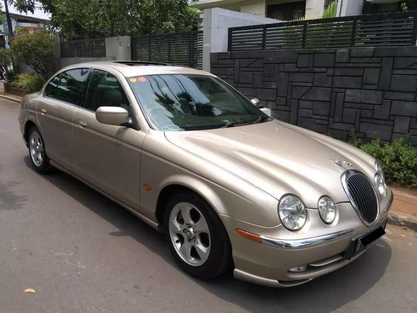Jaguar S 300cc Th 2002 Istimewa No Malfunction Pajak Panjang Km 99rb 0