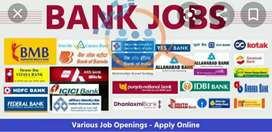 Only Bank job interested person call me