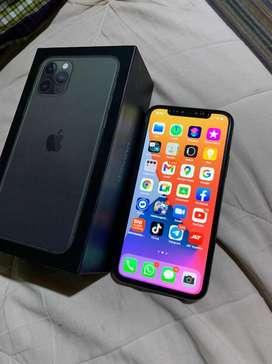 Iphone 11 pro inter X/A