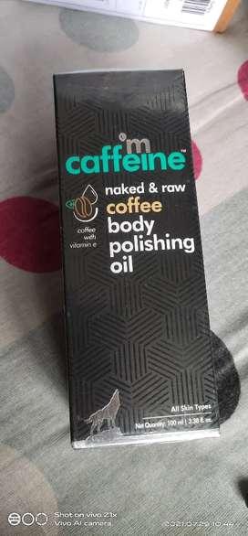 M caffeine