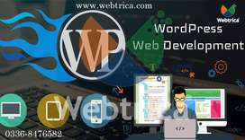 Wordpress Website Redesigning, Responsive Website Designing, Maeketing