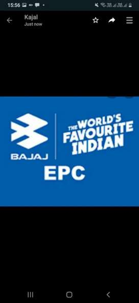 We are required male and female candidate in bajaj company