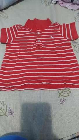 2 Pc baju bayi laki-laki