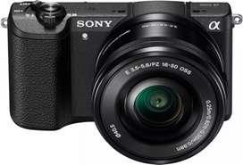 Kredit Kamera Sony A5100 Kit (Fullset) Free 1x Cicilan