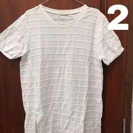 Dress putih connexion
