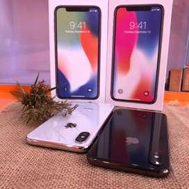 Iphone x 64gb second original
