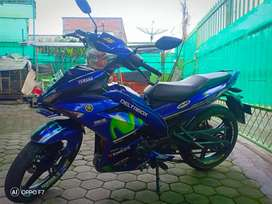 Dijual Yamaha Jupiter MX King Movistar 2017