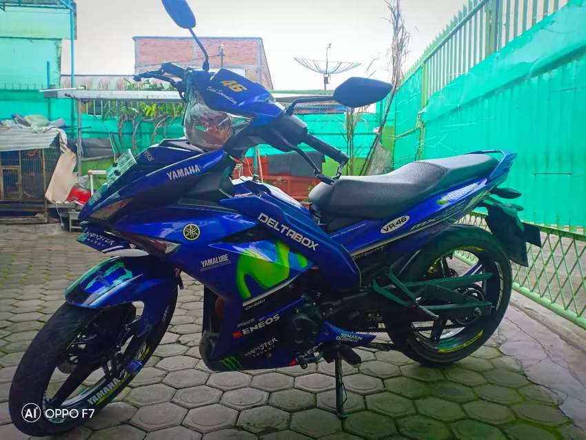 Dijual Yamaha Jupiter MX King Movistar 2017 0