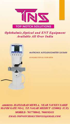 Optical and Ophthalmic Product equipments