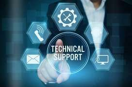 Technical support or dekstop supoort