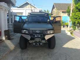 Sale new Kijang Lgx 2002 modifikasi Alto.