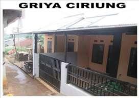 Rumah Dengan Harga Murah Di Griya Ciriung