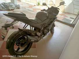 Yamaha R15 in best condition
