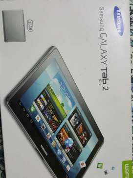 Samsung 10.1 inch tablet 16GB Wifi only