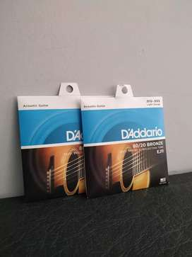 Senar D'Addario EJ11 New Stockk